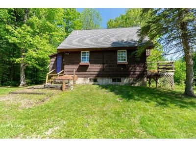 2 Bed 1 Bath Foreclosure Property in Mount Holly, VT 05758 - Paradise Ln