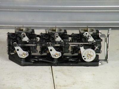 Find YAMAHA XL1200 GP1200 CARBS CARBURETOR SUV XL GP 1200 Mikuni SBN 44 Triple 65U motorcycle in Anaheim, California, United States, for US $265.00