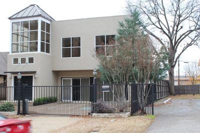 2 story modern office building in popular uptown Dallas
