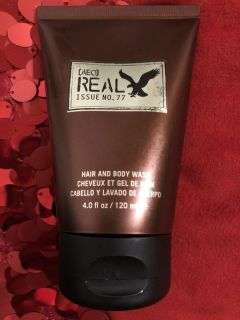 American Eagle 4.6 out of 5 stars 3 Reviews AEO REAL ISSUE NO 77 by American Eagle Outfitter Brand New Hair And Body Wash Brand New!