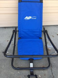 Exercise Lounger