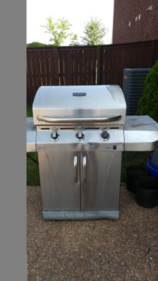 Char-Broil Commercial Gas Grill - at garage sale now (7/20)