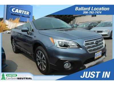 2016 Subaru Outback 2.5i Limited (Twilight Blue Metallic)