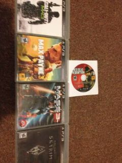 PS3 games for the cheap (Monroe )