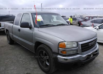 2003 GMC NEW SIERRA