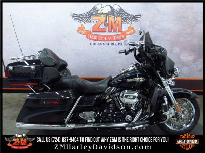 2013 Harley-Davidson CVO Ultra Classic Electra Glide 110th Anniversary Edition Cruiser Motorcycles Greensburg, PA