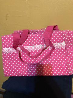 Diaper bag (large sized)
