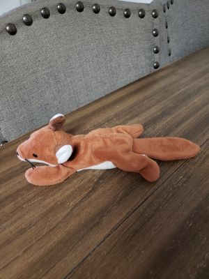 """Cute TY """"Sly"""" Beanie Babies. Excellent Condition"""