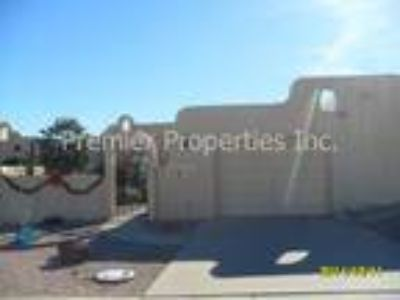 Age-Restricted Fully Furnished Esperanza Estates Townhouse.