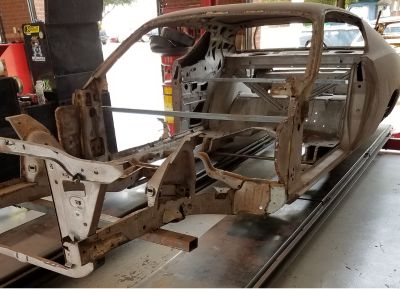 Charger 1971 Mopar B-Body Shell