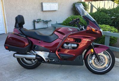 2002 Honda ST SERIES 1100