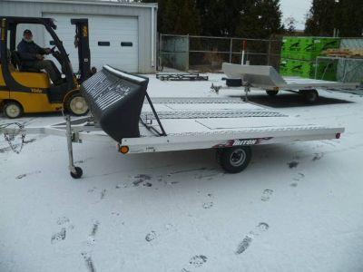2016 Triton Trailers XT10-101 SQ Snowmobile Trailers Union Grove, WI