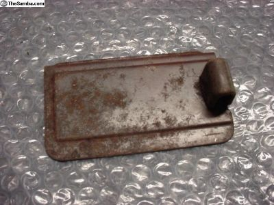 Ghia Front Vent Cover