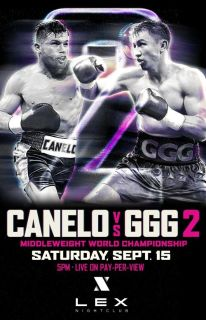 Ppv code to Canelo vs GGG 2 fight