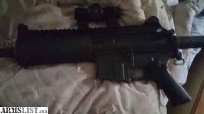 For Sale: Bushmaster carbon 15