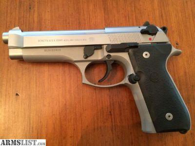 For Sale/Trade: Beretta 92 FS Inox