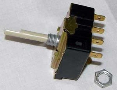 Sell Coleman 6759-3251 RV Air Conditioner AC Selector motorcycle in Azusa, California, US, for US $27.53