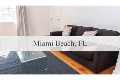 1 bedroom Apartment - Very spacious and tastefully furnished 1bed/1bath. Washer/Dryer Hookups!