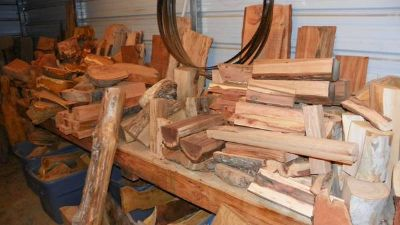turning blanks and craft wood (Kemp Tx)