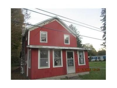 3 Bed 1 Bath Foreclosure Property in Fulton, NY 13069 - County Route 176