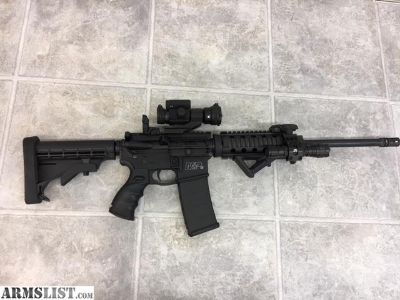 For Sale: Smith & Wesson M&P-15 AR15