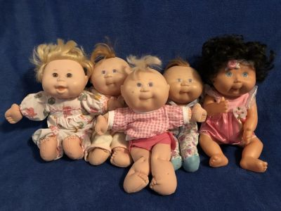 Cabbage Patch Dolls from 1995