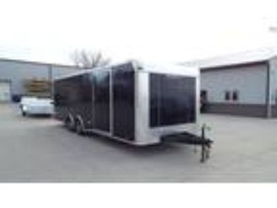 2015 Stealth Express 8.5'x24' Steel Enclosed Car Hauler