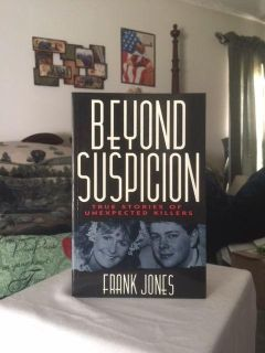 """REDUCED - BRAND NEW (FIRST EDITION) of """"Beyond Suspicion: True Stories of Unexpected Killers"""" SOFTCOVER book $8.00"""