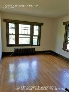 Apartment Rental - 1086 University Pl