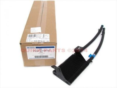 Sell 1999-2000 Ford F250 F350 F450 F550 Super Duty Power Steering Oil Cooler OEM NEW motorcycle in Braintree, Massachusetts, United States, for US $135.06