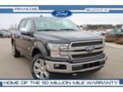 2019 Ford F-150 King Ranch 4WD Supercrew 4D