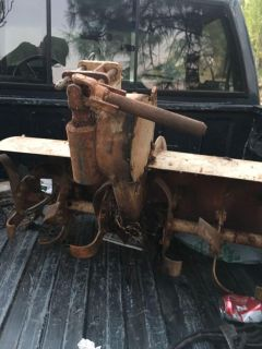 Tractor attachment (rototiller) MAKE OFFER
