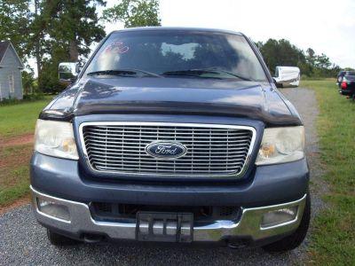 2005 Ford F-150 XL (BLU)