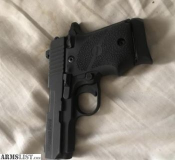 For Sale/Trade: Like new sig 938 with acc.