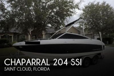 2009 Chaparral 204 SSi