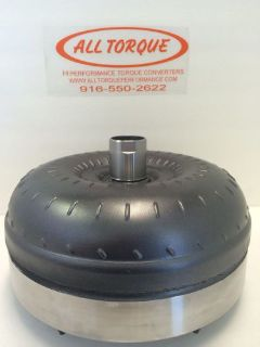 Purchase 5R110W 6.0L FORD Heavy Duty Torque Converter Triple Clutch 6 Stud BILLET motorcycle in North Highlands, California, United States, for US $485.00