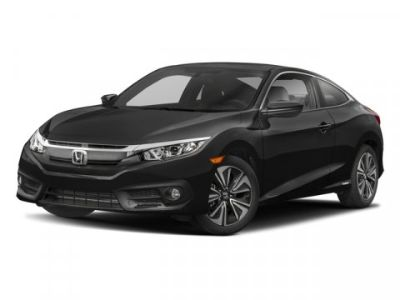 2018 Honda CIVIC COUPE EX-T (White Orchid Pearl)