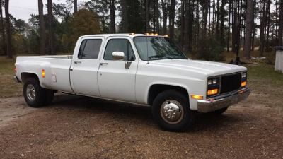 1991 Chevy 3500 Crew Cab Dually -454-Clean