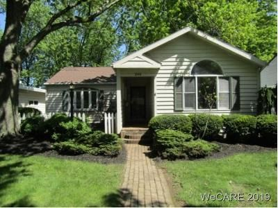 3 Bed 2 Bath Foreclosure Property in Findlay, OH 45840 - E Pearl St