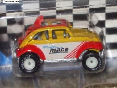 Hot Wheels M.A.C.E. Baja Bug - red