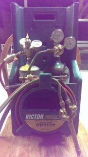 victor torch kit complete