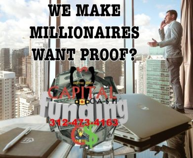 ***WANT $200,000 TO START YOUR BUSINESS?** REAL ESTATE 100 LTV, CREDIT REPAIR, BUSINESS LINE OF CRED