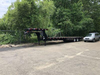2018 35ft loadmax gooseneck trailer