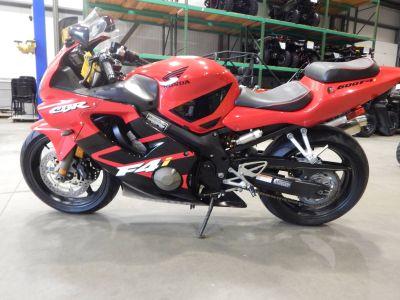 2001 Honda CBR600F4i Sport Motorcycles Concord, NH