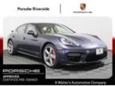 Used 2015 Porsche Panamera YACHTING BLUE, 15.3K miles