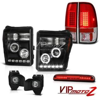 Find 2011-2016 Ford F-350 Superduty 3RD Brake Lamp Foglamps Parking Lights Headlamps motorcycle in Walnut, California, United States, for US $576.36