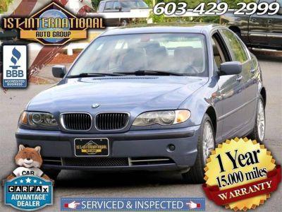 2003 BMW 3-Series 330xi (Blue)