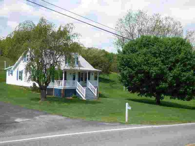 615 Lots Gap Road Max Meadows, Country charm abounds in this