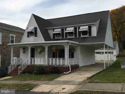 405 Coal St Port Carbon Three BR, Charming Cape Cod styled home.