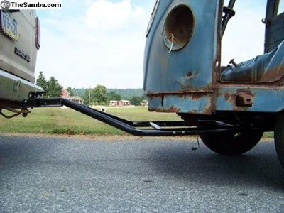 Collapsible Tow Bar for 55 thru 79 Buses